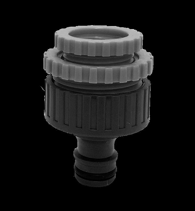 Adaptador click plástico, para torneira
